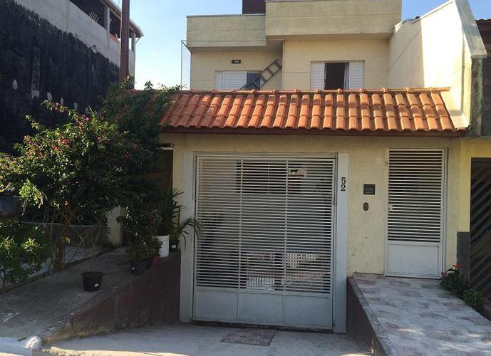 Cond Real Park - Sobrado a Venda no bairro Serpa - Caieiras, SP - Ref: V92517
