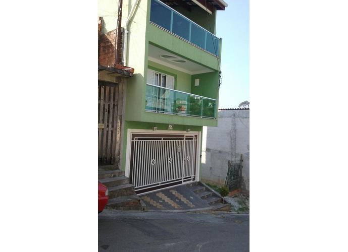 Sobrado a Venda no bairro Jardim Ninho Verde - São Paulo, SP - Ref: V82598