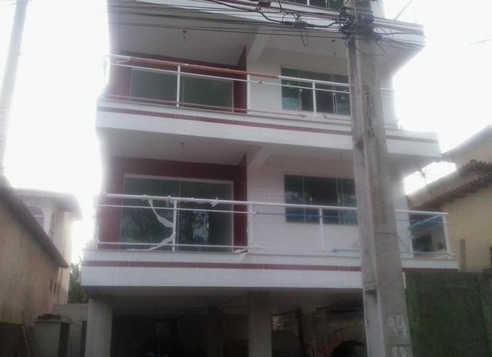 Apto com vista de Mar Costa Azul - Apartamento Alto Padrão a Venda no bairro Costa Azul - Rio Das Ostras, RJ - Ref: IC10709
