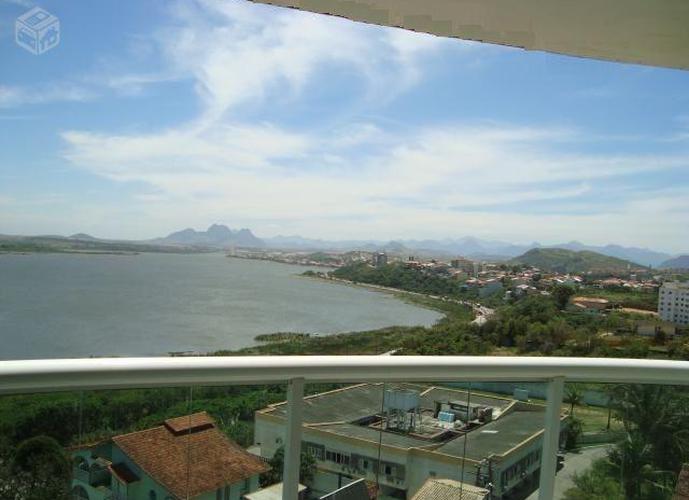 Amplo Apto Praia do Pecado - Apartamento a Venda no bairro Granja Dos Cavaleiros - Macaé, RJ - Ref: INS43235