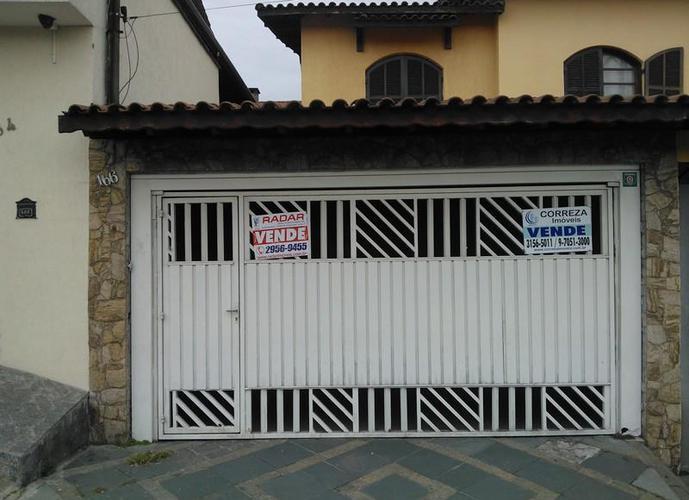 Sobrado 100m² - 3 Dorm. e 1 Suíte - Sobrado a Venda no bairro Vila Vessoni - São Paulo, SP - Ref: VD0021