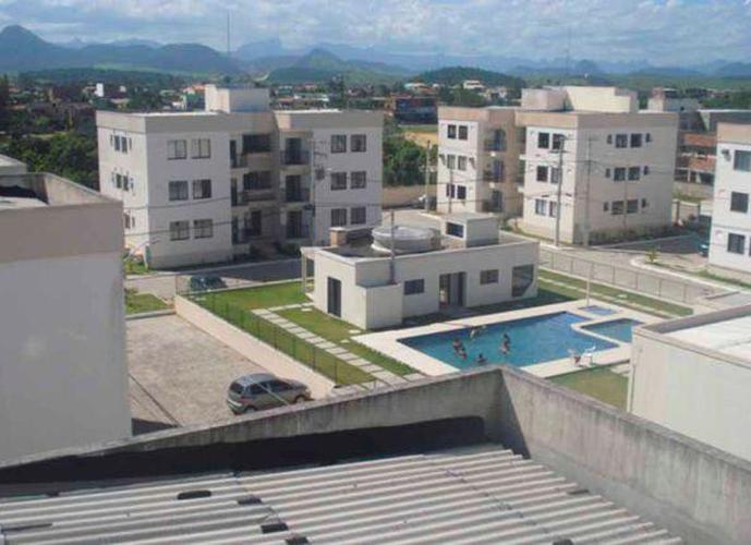 Apartam 2 quartos em condominio - Apartamento a Venda no bairro Enseada Das Gaivotas - Rio Das Ostras, RJ - Ref: INS87701