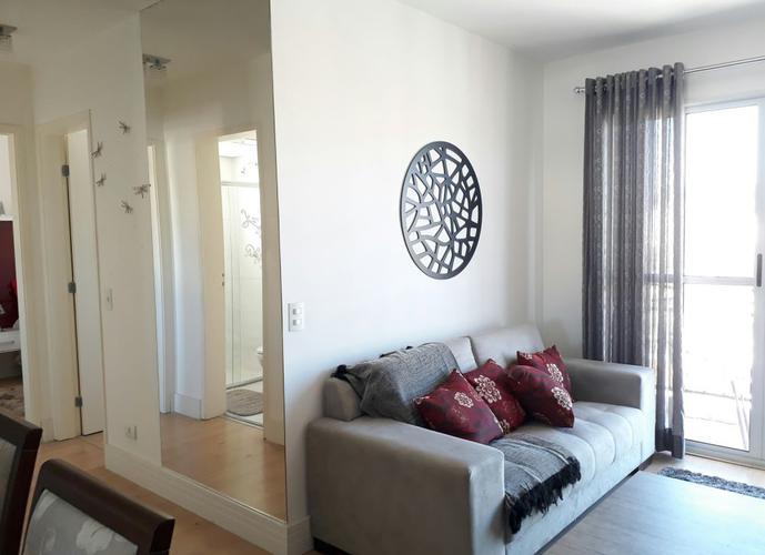Apto 2 quartos - Excellence - Jundiaí todo mobiliado - Apartamento a Venda no bairro Vila Nova Esperia - Jundiaí, SP - Ref: MRI64502