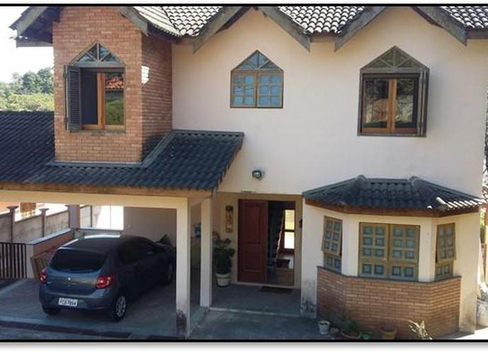 Casa Capital Ville - Casa em Condomínio a Venda no bairro Rodovia Anhanguera - Cajamar, SP - Ref: IB39923