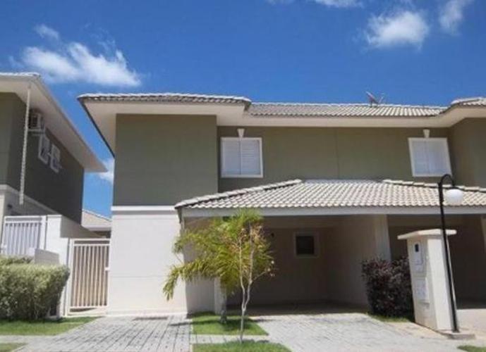 Condomínio Nature Village ll - Casa em Condomínio a Venda no bairro Eloy Chaves - Jundiaí, SP - Ref: IB83200