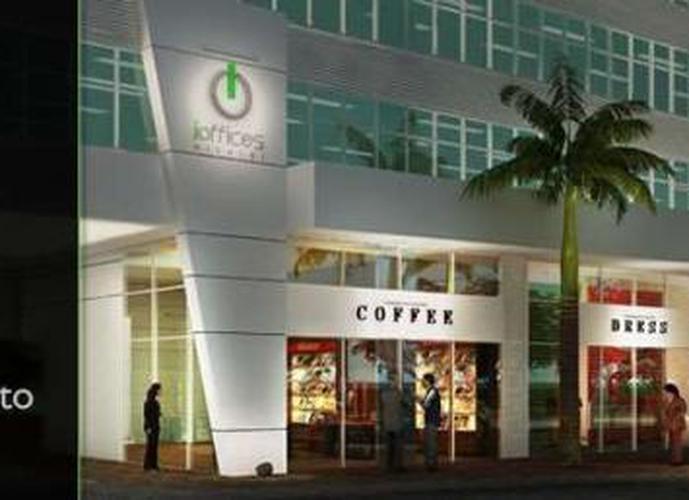 SALA COMERCIAL- iOFFICE - Sala Comercial a Venda no bairro Centro - Niterói, RJ - Ref: TRA99957