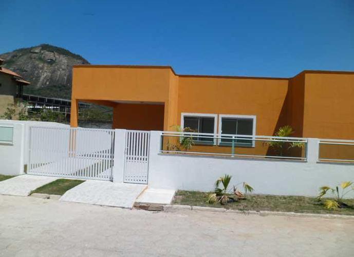 Casa 3 quartos (1 suíte)- 1a. locação- Inoã/Maricá - Casa em Condomínio a Venda no bairro Inoã - Maricá, RJ - Ref: TRA45666