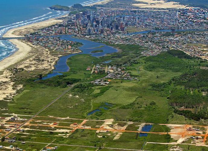 Loteamento Praia Azul - Terreno a Venda no bairro Praia Azul - Passo de Torres, SC - Ref: WI54