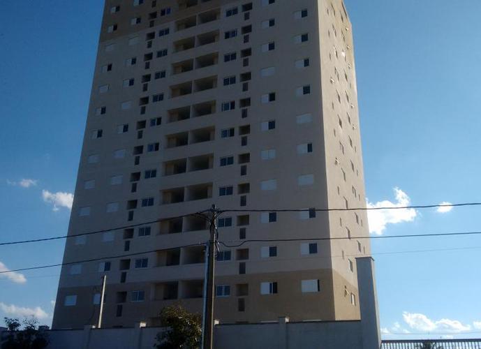 Residencial The Place - Apartamento a Venda no bairro Concórdia - Aracatuba, SP - Ref: JU78792