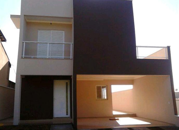 Sobrado - Cond. Terras de Gênova - Casa em Condomínio a Venda no bairro Chácara Morada Mediterrânea - Jundiaí, SP - Ref: IB37707
