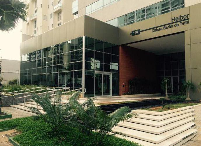 Sala Comercial -  Helbor Office - Sala Comercial para Aluguel no bairro Anhangabaú - Jundiaí, SP - Ref: IB76389