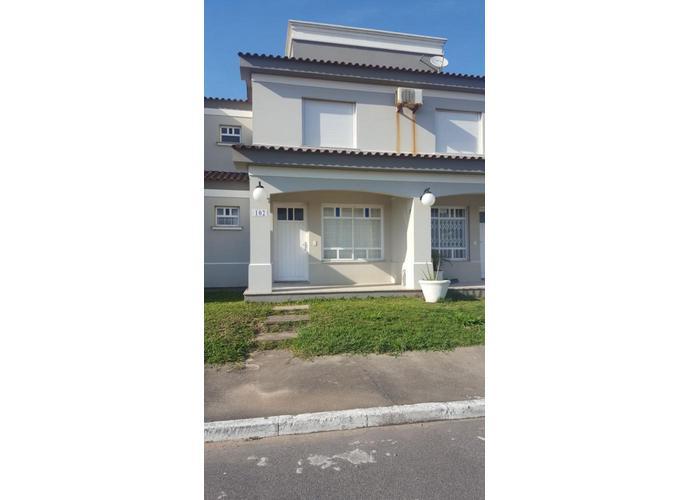 Casa Condomínio Vila Setubal - Casa em Condomínio a Venda no bairro Praia do Gi - Laguna, SC - Ref: HE42282