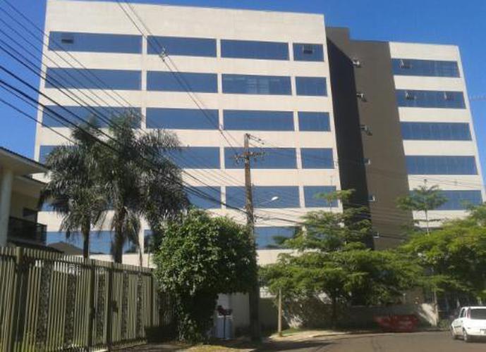 Ed. Comercial CAESAR TOWER- 207 - Sala Comercial a Venda no bairro Polo Centro - Foz do Iguaçu, PR - Ref: FI26709