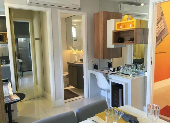 BARRA VIVA - Apartamento a Venda no bairro Barra Funda - São Paulo, SP - Ref: GAF-BVV