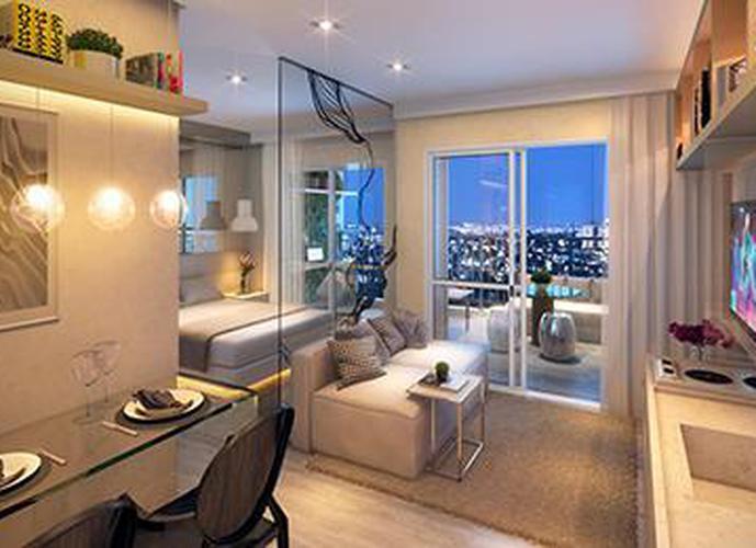 COSMOPOLITAN SANTA CECÌLIA - Apartamento a Venda no bairro Santa Cecília - São Paulo, SP - Ref: MAC-CMT