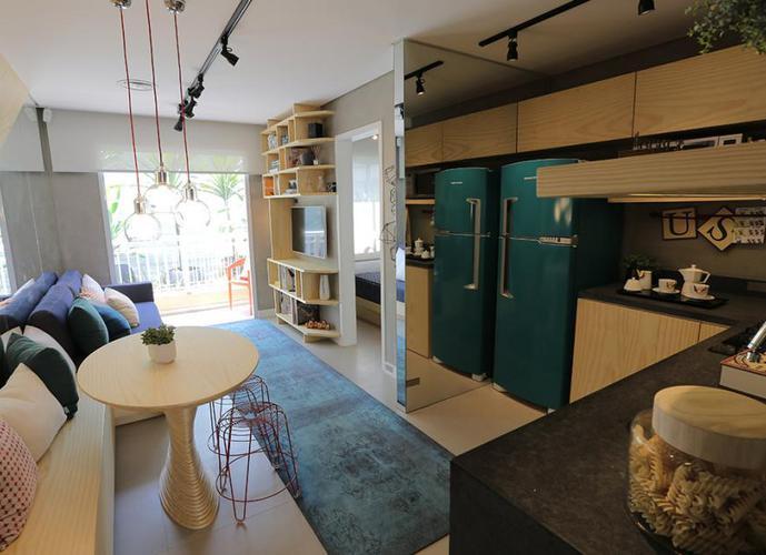 ADD HOUSE - Apartamento a Venda no bairro Brás - São Paulo, SP - Ref: ENG-CENT