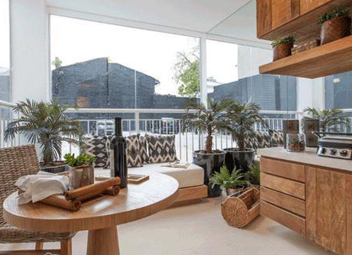 YOU BARRA FUNDA - Apartamento a Venda no bairro Barra Funda - São Paulo, SP - Ref: YOU-BRF