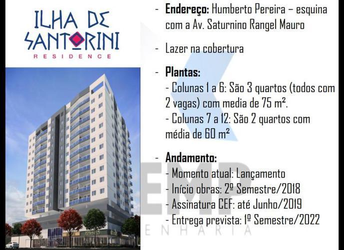 Ilha de Santorini - Apartamento a Venda no bairro Praia De Itaparica - Vila Velha, ES - Ref: CIF0021
