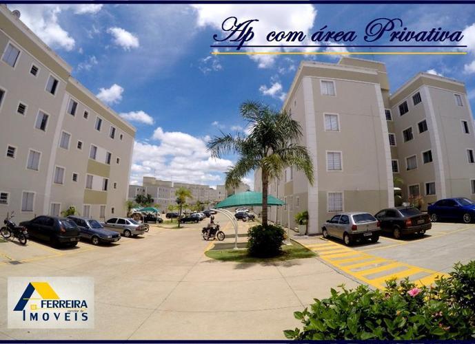 Guanabara (Florian) - Apartamento a Venda no bairro Guanabara - Franca, SP - Ref: AF099