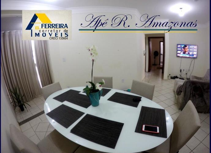 APARTAMENTO RESIDENCIAL AMAZONAS - Apartamento a Venda no bairro Residencial Amazonas - Franca, SP - Ref: AF112