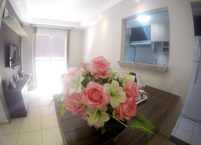 APARTAMENTO PARATY - Apartamento a Venda no bairro Paraty - Franca, SP - Ref: AF190