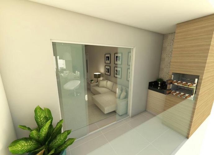 (VENDIDO) APARTAMENTO ALTO PADRÃO PIRATININGA - Apartamento a Venda no bairro Piratininga - Franca, SP - Ref: AF253