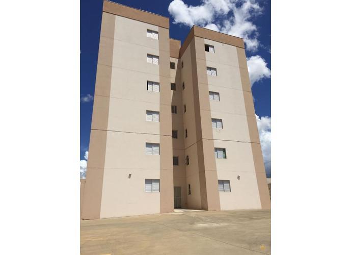 APARTAMENTO - PARQUE MOEMA - Apartamento a Venda no bairro Parque Moema - Franca, SP - Ref: AF363