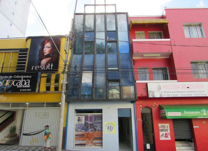 Edifício 3 Andares com elevador - Edifício Comercial a Venda no bairro Centro - Sorocaba, SP - Ref: SO97185