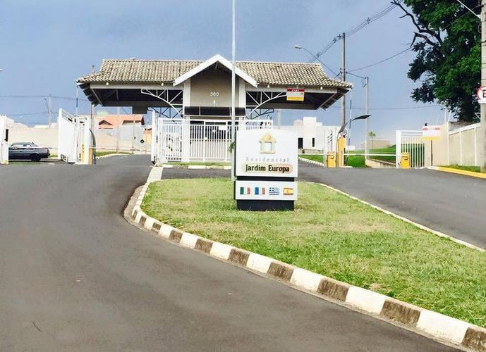 Condomínio Residencial Europa - Terreno em Condomínio a Venda no bairro Condominio Residencial Europa - Mogi Guacu, SP - Ref: JF62092