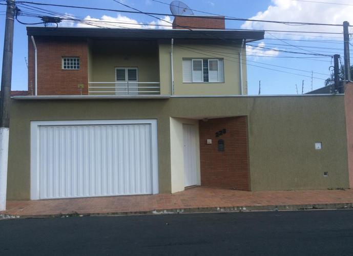 CASA EM MOGI MIRIM - JARDIM BRASILIA - Sobrado a Venda no bairro Jardim Brasilia - Mogi Mirim, SP - Ref: JF54711