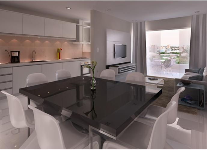 Edifício Abu Dhabi - Apartamento a Venda no bairro Velha - Blumenau, SC - Ref: IM65299