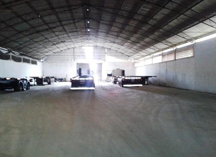 Barracão para industria ou distribuidora - Galpão a Venda no bairro Barra Do Rio - Itajai, SC - Ref: EUR27751