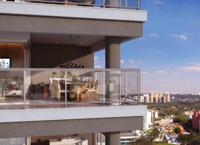Apto 122m² - 3 dorms - Alto da Lapa - Apartamento Alto Padrão a Venda no bairro Alto da Lapa - São Paulo, SP - Ref: LU58566