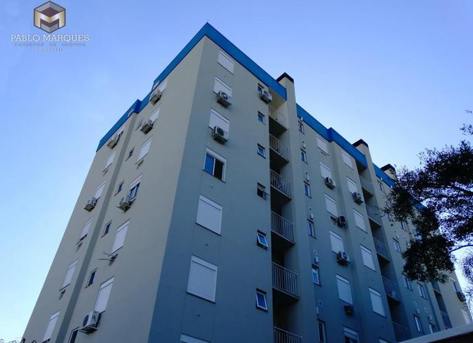 Apartamento a Venda no bairro Vila Nova - Novo Hamburgo, RS - Ref: AV21