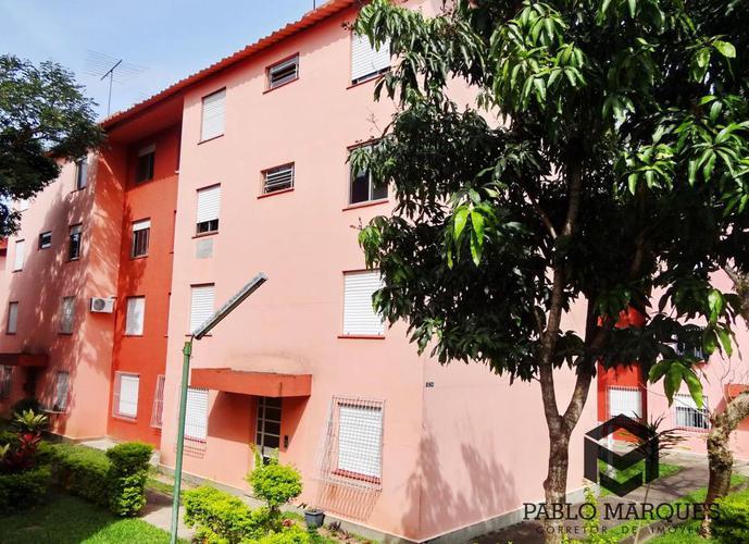 Residencial Mundo Novo - Apartamento a Venda no bairro Canudos - Novo Hamburgo, RS - Ref: AV27