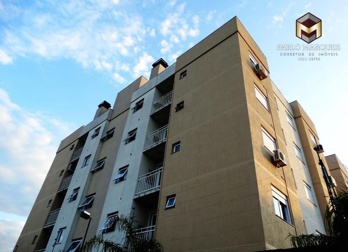 Residencial 1° de Março - Apartamento a Venda no bairro Industrial - Novo Hamburgo, RS - Ref: AV77