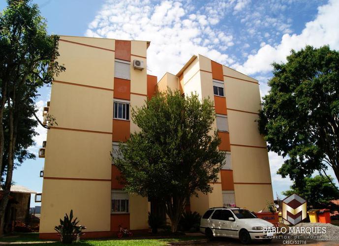 Apartamento a Venda no bairro Canudos - Novo Hamburgo, RS - Ref: AV79