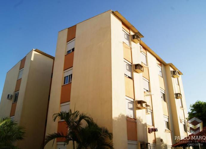 Apartamento a Venda no bairro Canudos - Novo Hamburgo, RS - Ref: AV101