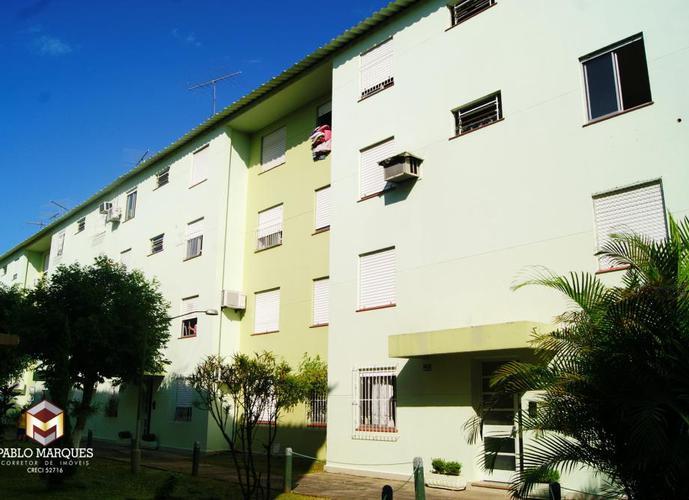 Apartamento a Venda no bairro Canudos - Novo Hamburgo, RS - Ref: AV102