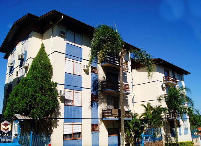 Residencial Camélia - Apartamento a Venda no bairro Ouro Branco - Novo Hamburgo, RS - Ref: AV107