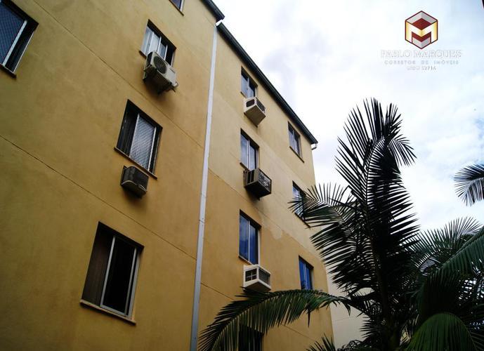 Apartamento a Venda no bairro Canudos - Novo Hamburgo, RS - Ref: AV110