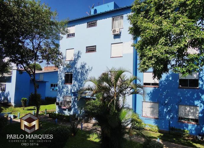 Apartamento a Venda no bairro Canudos - Novo Hamburgo, RS - Ref: AV122