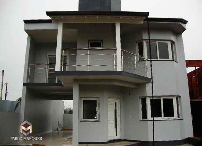 Casa em Condomínio a Venda no bairro Rondônia - Novo Hamburgo, RS - Ref: AV128