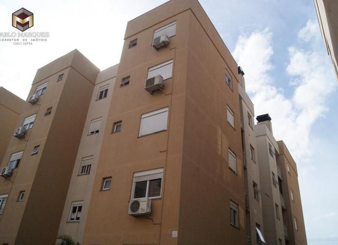 Residencial 1° de março - Apartamento a Venda no bairro Industrial - Novo Hamburgo, RS - Ref: AV134
