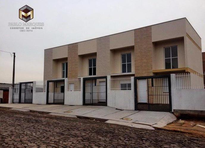 Residencial  Madri - Sobrado a Venda no bairro Lago Azul - Estância Velha, RS - Ref: EP27
