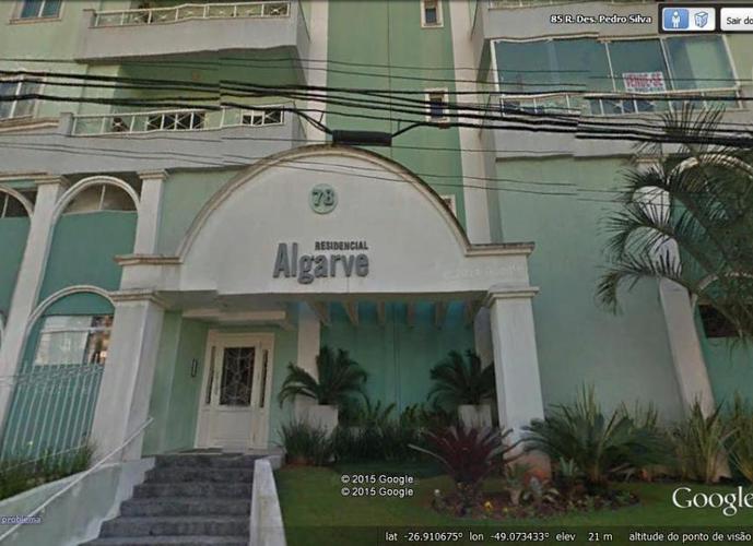 Apartamento Edifício Algarve - Apartamento a Venda no bairro Victor Konder - Blumenau, SC - Ref: 146