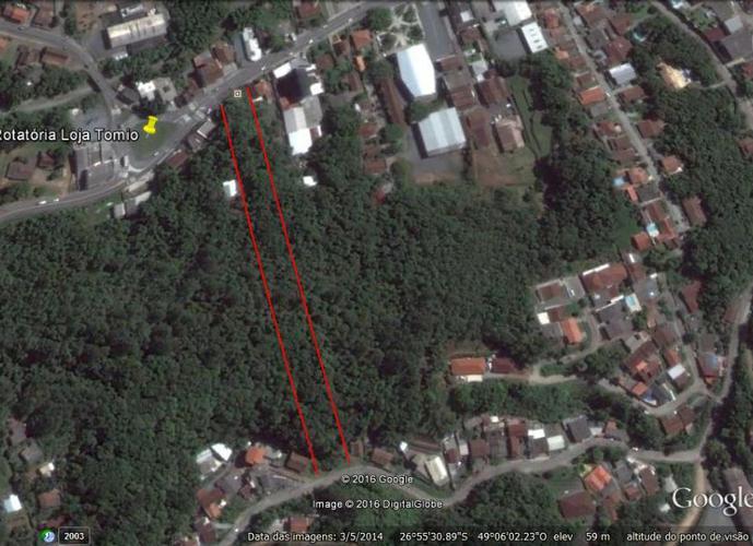 Terreno a Venda no bairro Velha - Blumenau, SC - Ref: 212