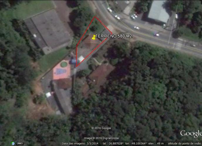 Terreno comercial/residencial - Terreno a Venda no bairro Salto - Blumenau, SC - Ref: 200