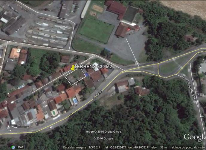Terreno - Terreno a Venda no bairro Salto - Blumenau, SC - Ref: 207