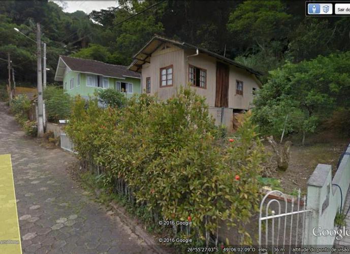 Terreno a Venda no bairro Velha - Blumenau, SC - Ref: 210-T